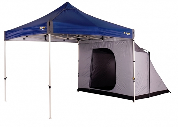 3x3m Gazebo + 2 sidewalls + Portico tent that sleeps 4. DIRECT FROM FACTORY - FREE DELIVERY IN SA
