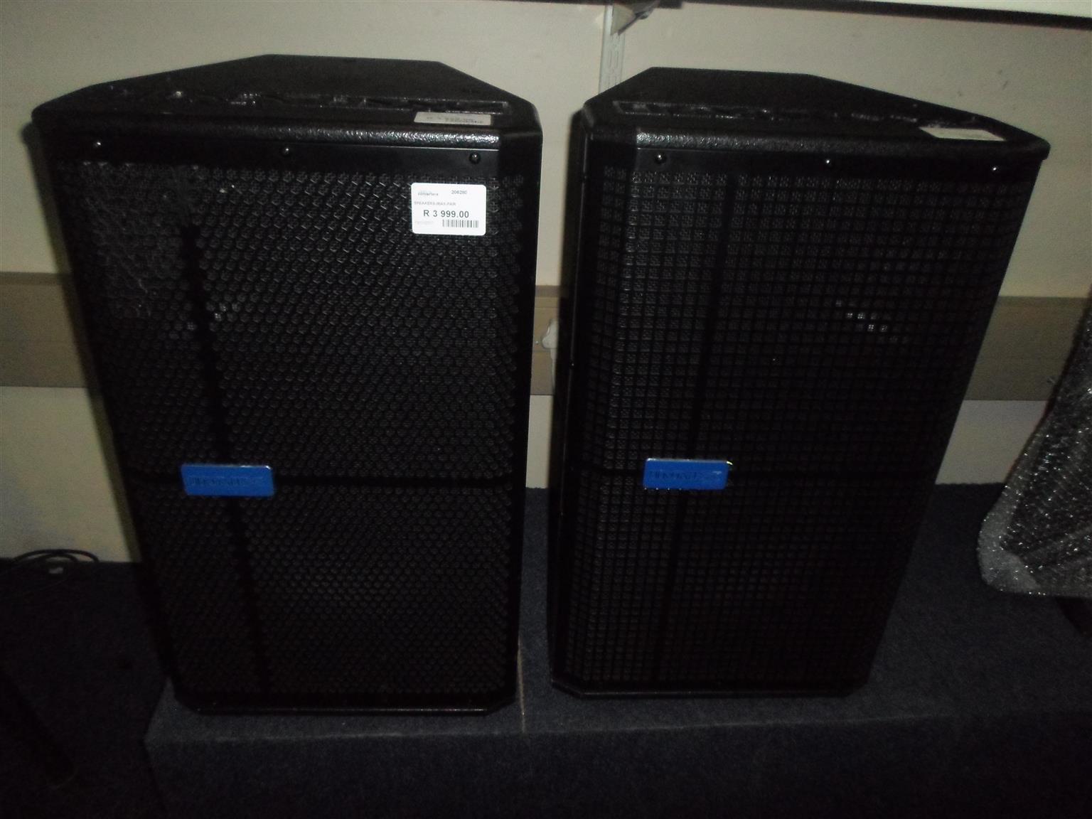 Imix Speakers - Pair