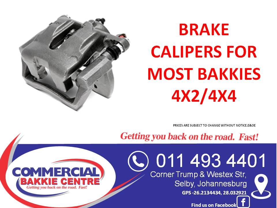 brake calipers for most bakkies