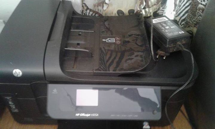 Black hp printer for sale