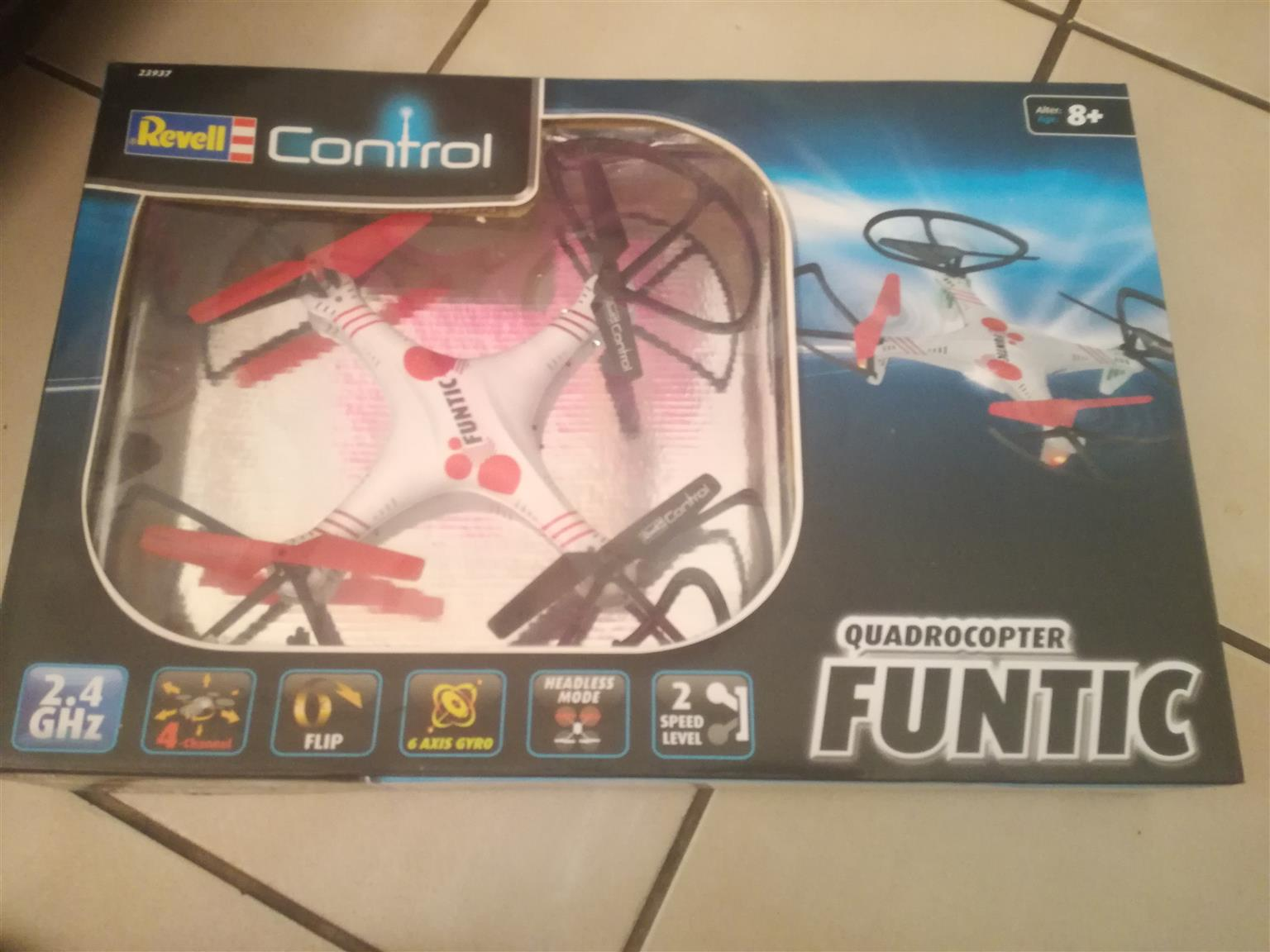 Funtic quadcopter