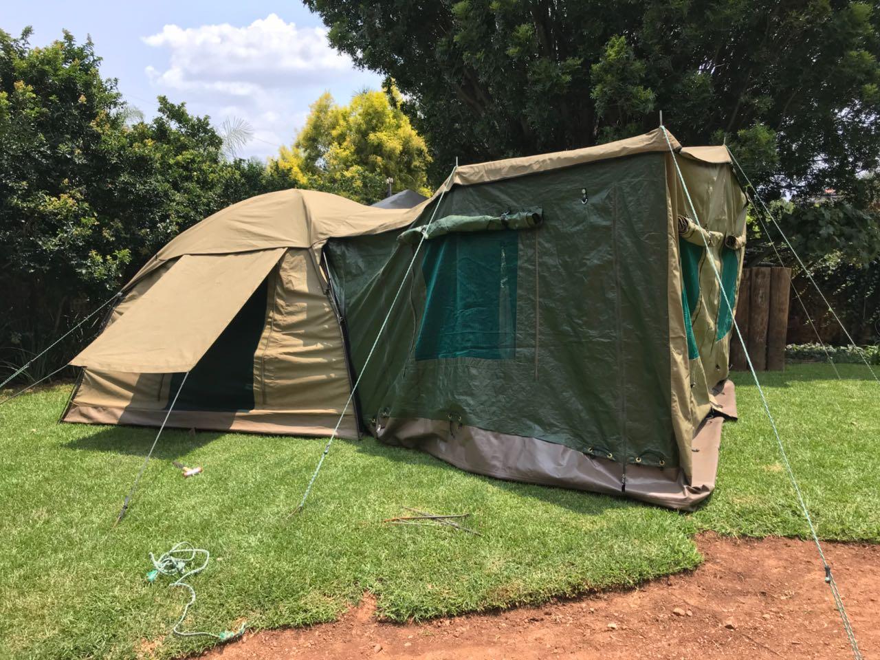 Canvas 3x3m Safari Dome Tent & Canvas 3x3m Safari Dome Tent   Junk Mail