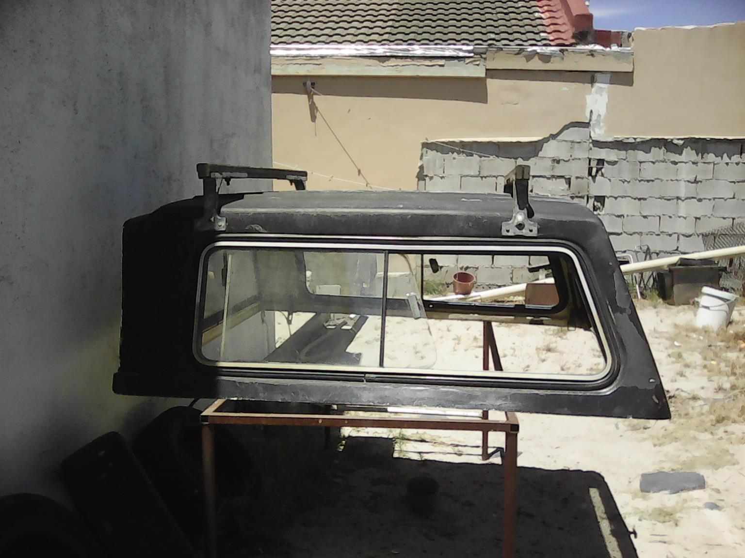 double cab colt bakkie canopy