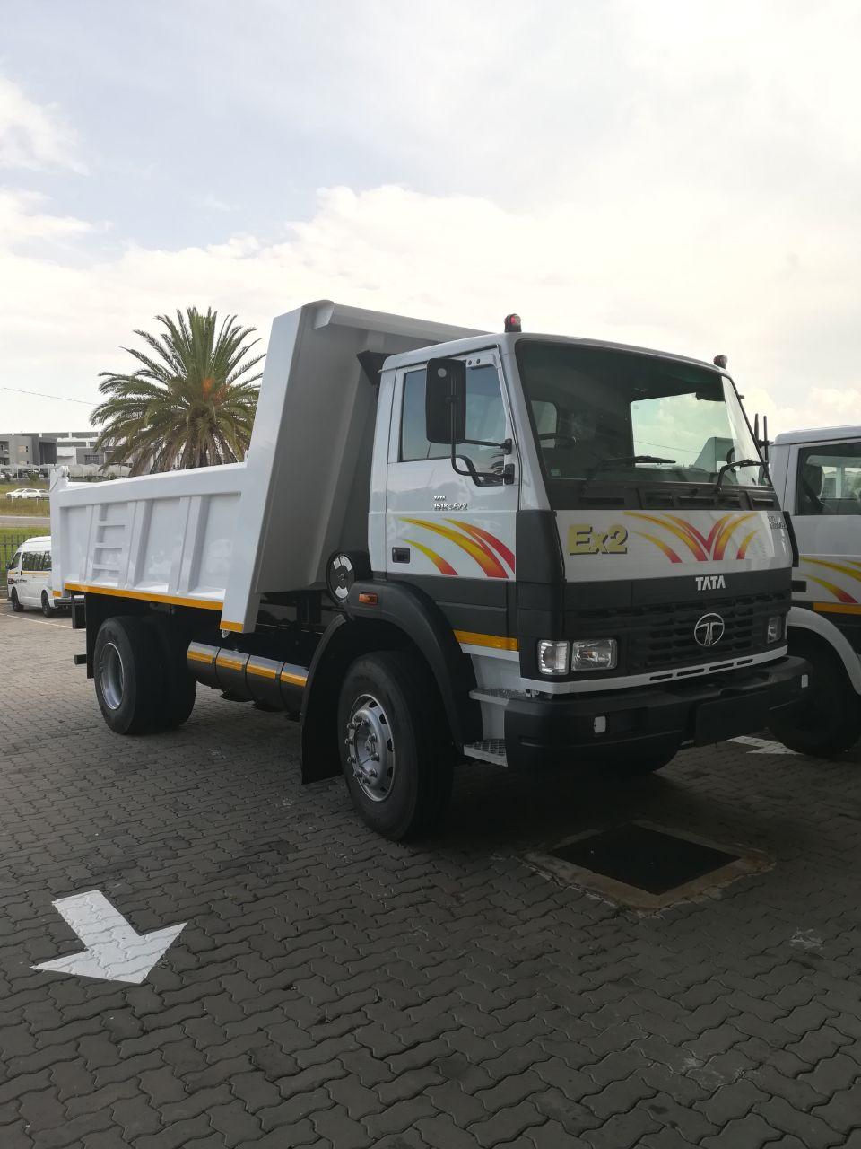 Tata LPK 1518 , 6 Cube , Tipper  Truck ,  NEW
