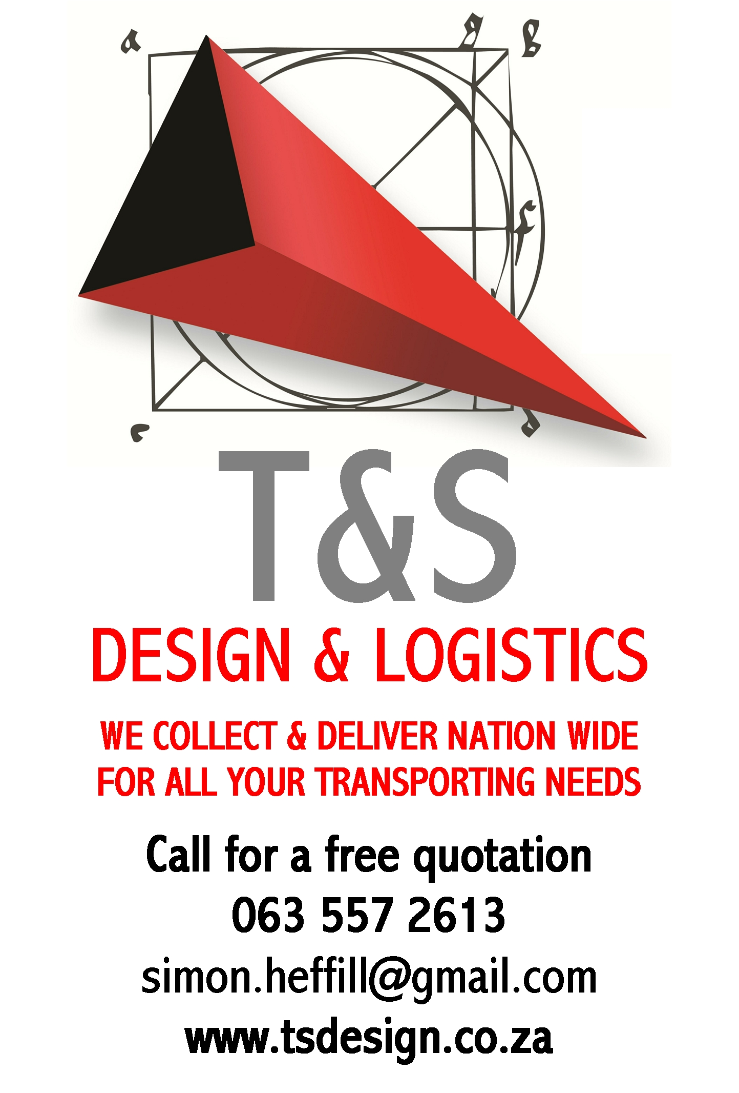 T&S LOGISTICS, TRANSPORTATION, DELIVERY & COLLECTION