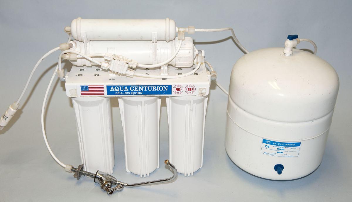 Aqua Centurion Water Filter