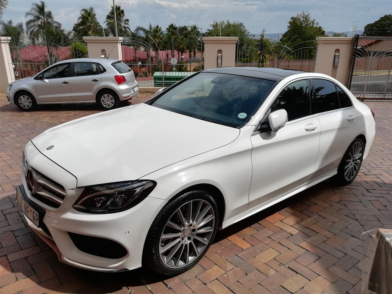 סנסציוני 2016 Mercedes Benz C Class C250 Elegance AMG Sports | Junk Mail OF-13