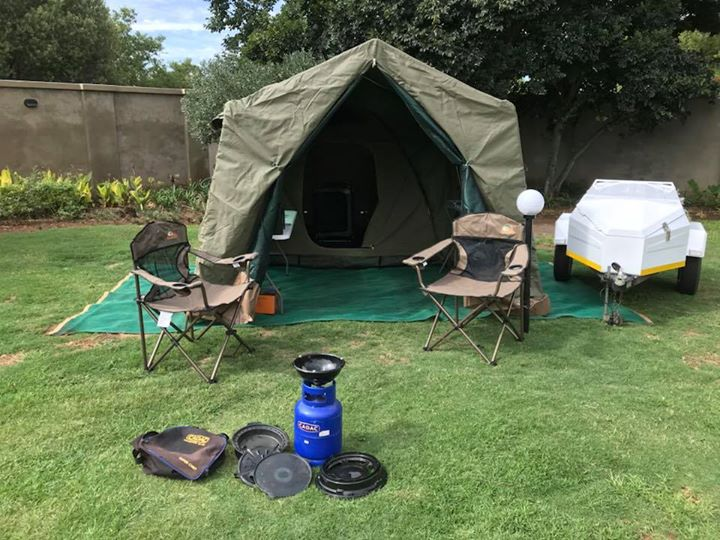 Camping and Camping Equipment in Gauteng  e18f0a977