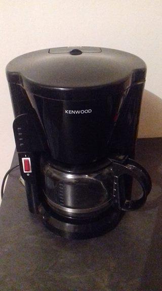kenwood koffie masjien