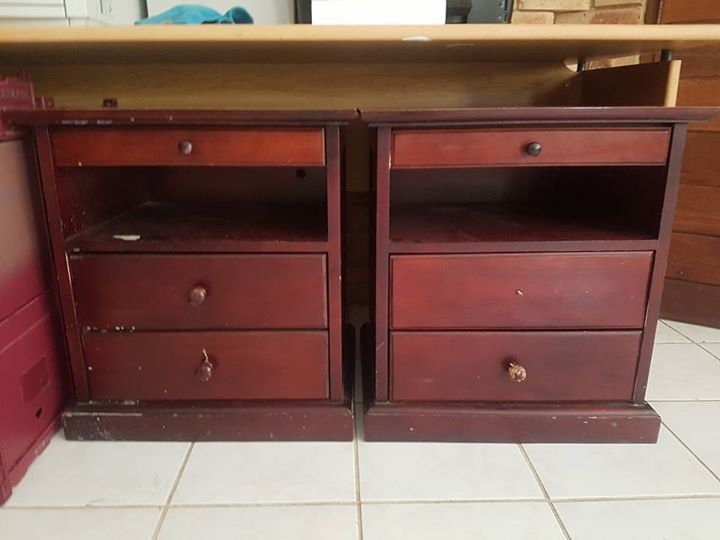 Two pedestals for sale