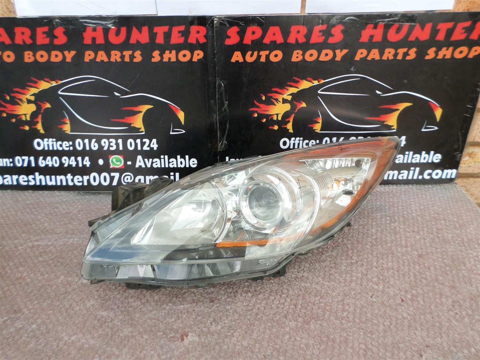 Mazda 3 Headlight for sale