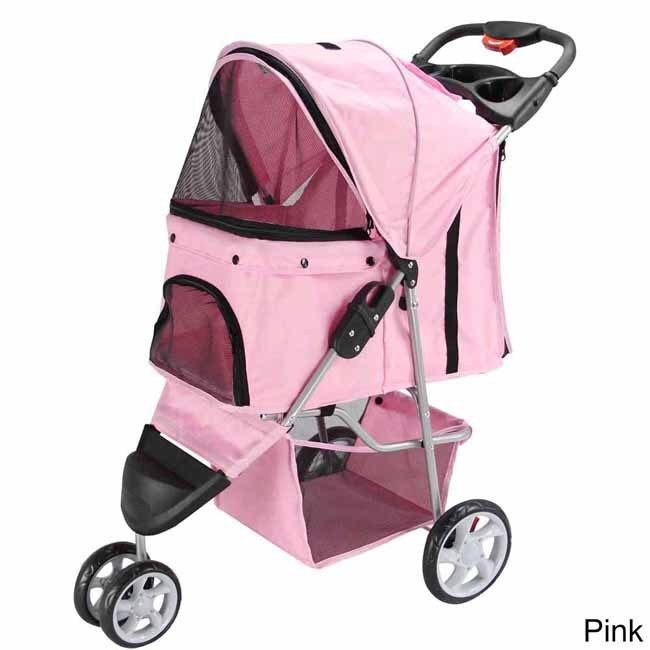 Pet strollers – 3 wheeler