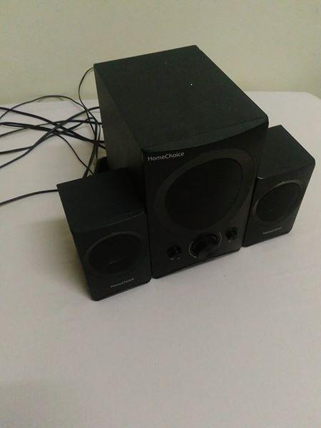 HomeChoice speakers