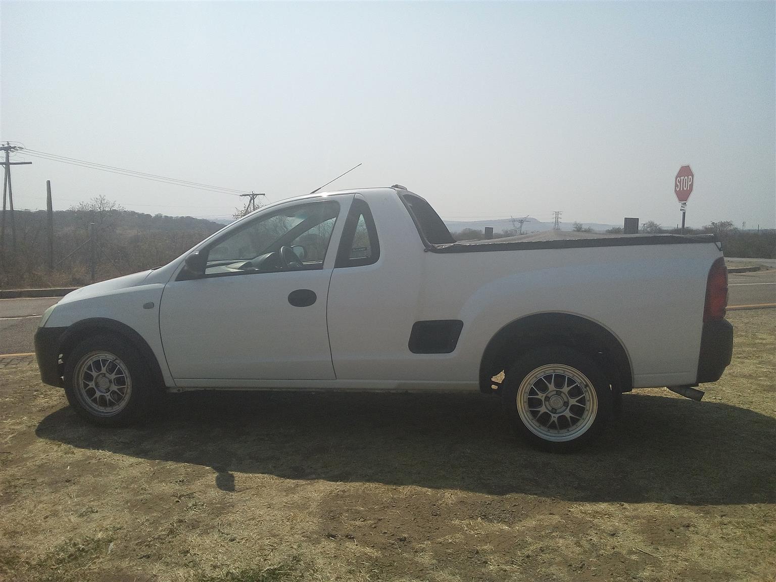 2010 Chevrolet Corsa Utility 1.7DTi