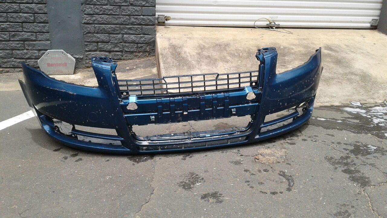caddy front bumper