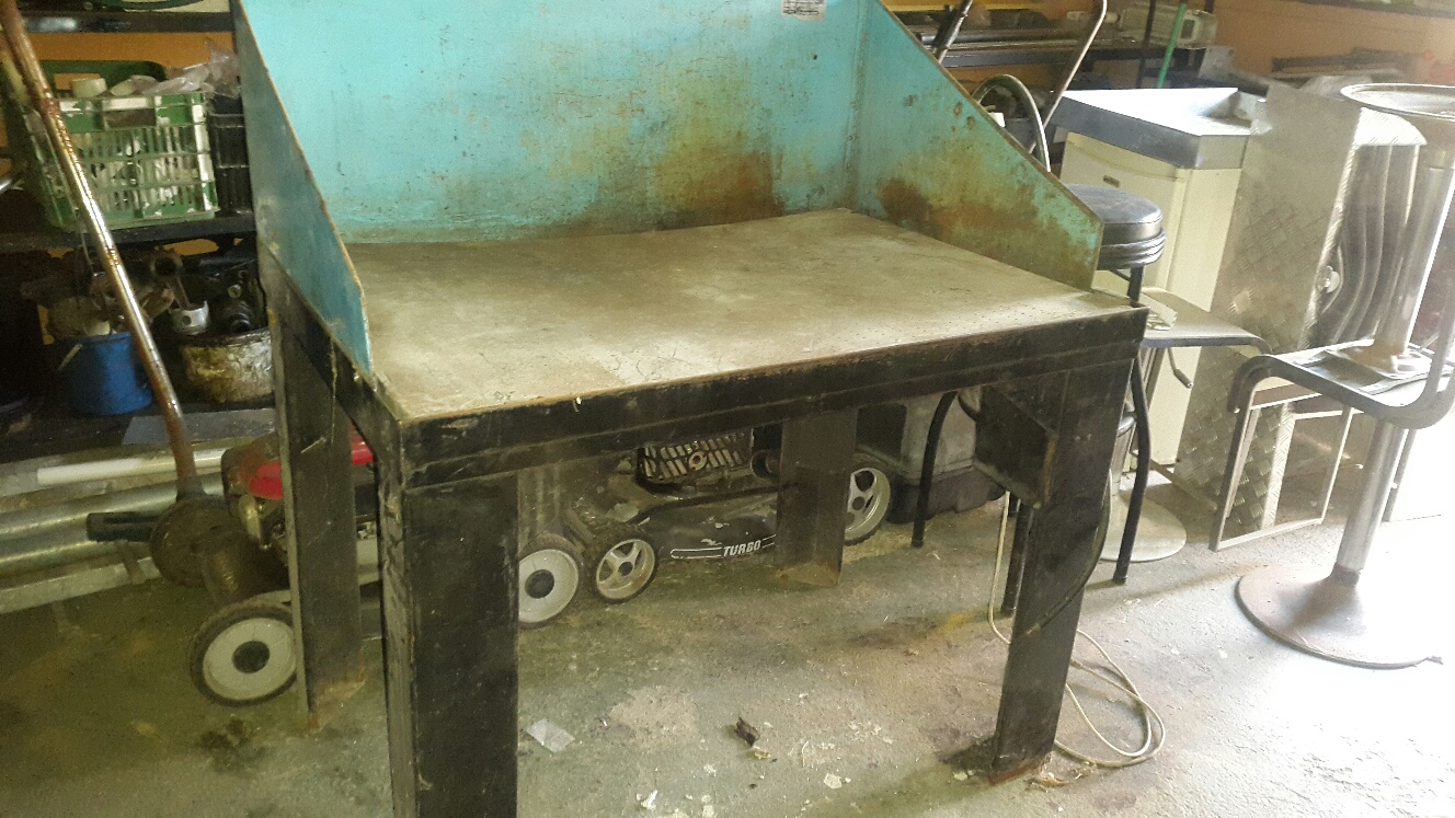 Parts Cleaning Machine Heavy Duty