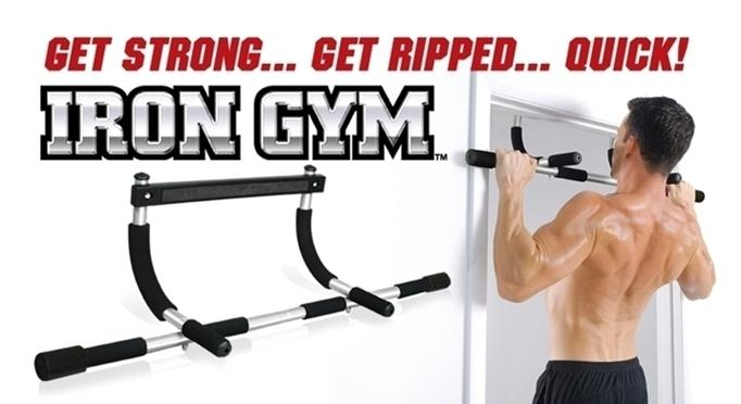 Iron Gym Pull Up Bar For Sale
