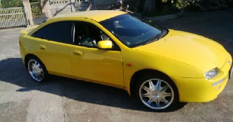 1999 Mazda Astina