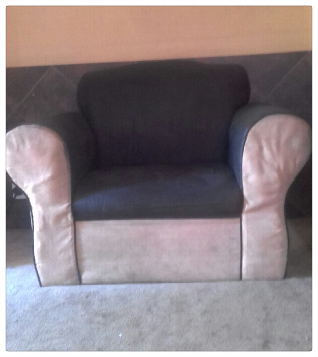 2 x 1 Seater Couch
