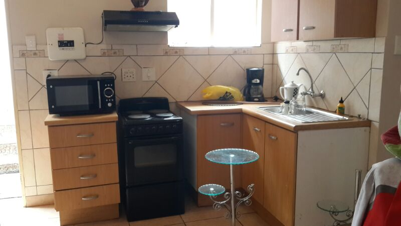 Holiday home for R150 per person