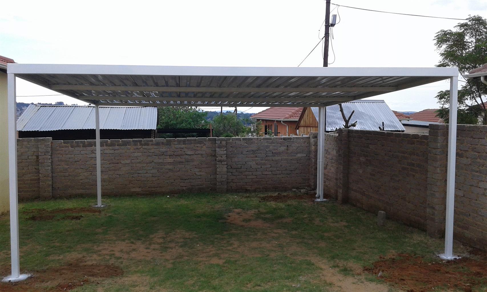carport installation