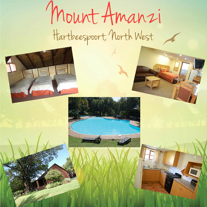 Mount Amanzi (23 - 26 March ~ Today till Monday)