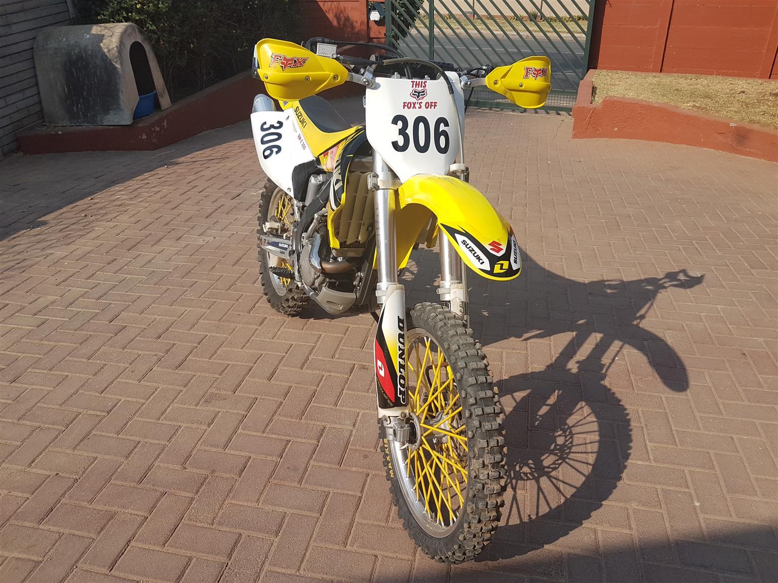 Suzuki Rmz  For Sale South Africa