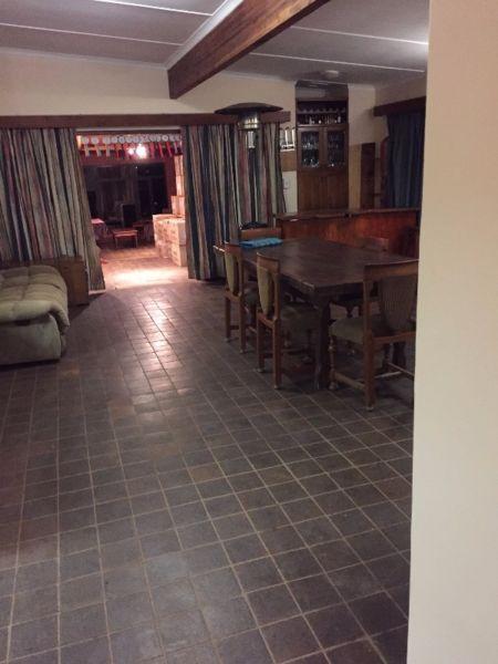 Spacious 3-Bedroom house R 10,000