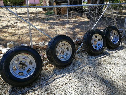 Tyres / Rims for sale
