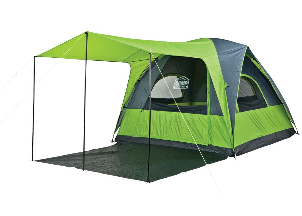 TENT. CAMPMASTER DOME 410. BRAND NEW DEMO TENT