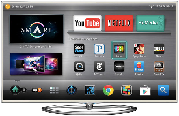 "Save 3500 HISENSE 65"" XT780 Series FULL HD 3D SMART TV"