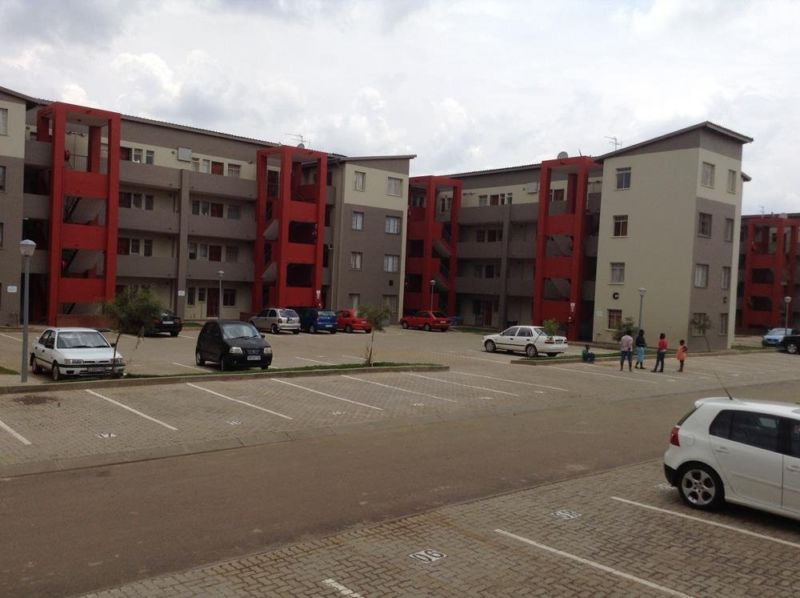 2 bed-room apartment in Soweto at Jabulani