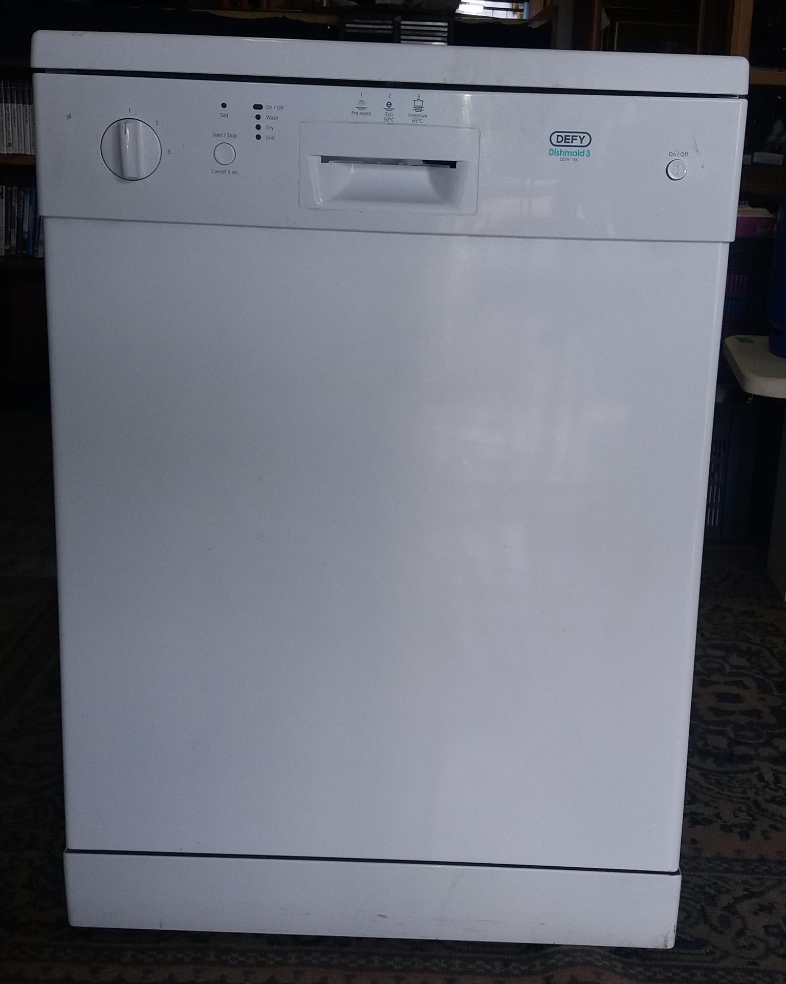 defy dishwasher maid 3