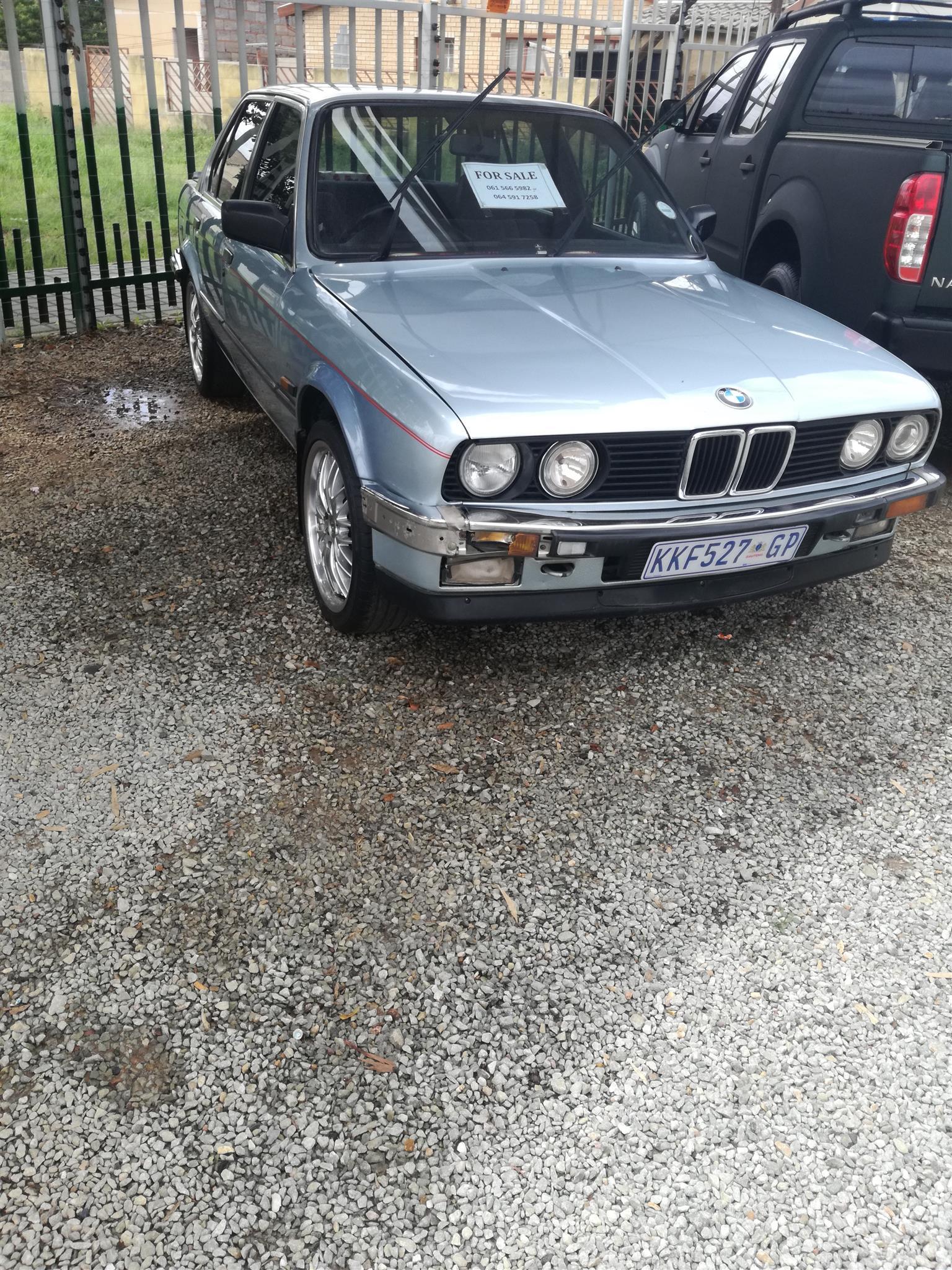 1996 BMW 3 Series   Junk Mail