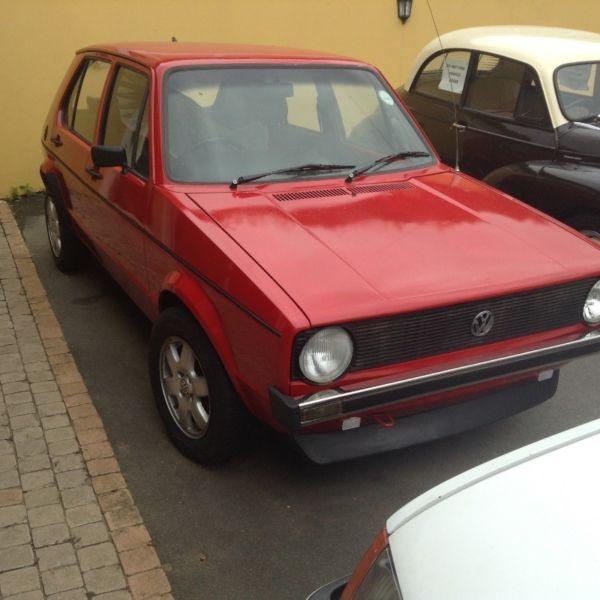 2002 VW Golf 1.2TSI Trendline