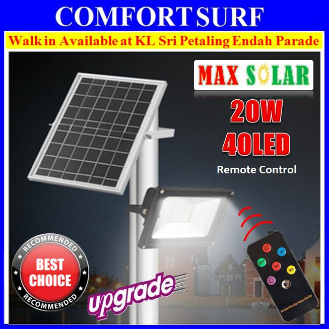 SOLAR FLOODLIGHTS 30w-40x-led-solar-street-light-flood-light-sensor