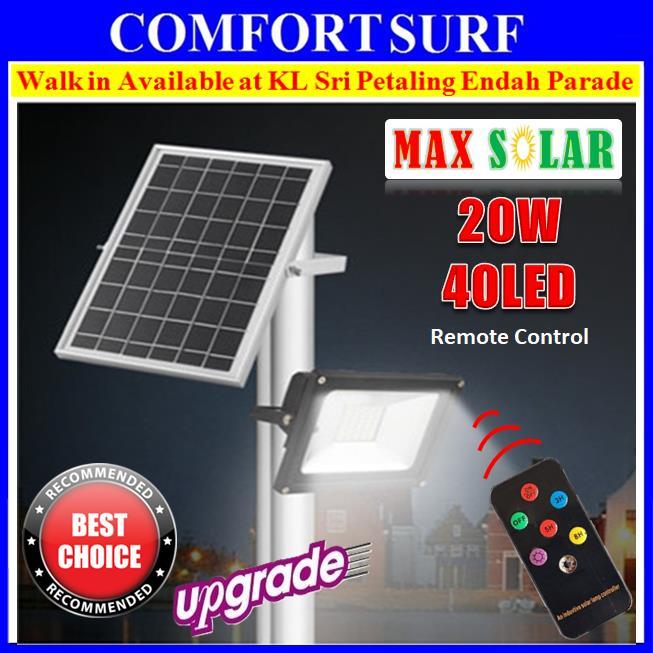 SOLAR FLOODLIGHTS 30w-40x-led-solar-street-light-flood-light-sensor