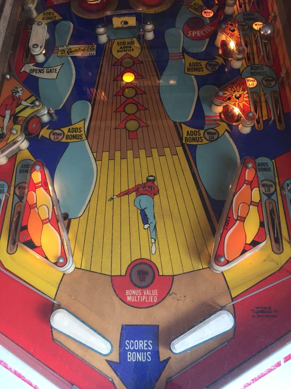 Pinball Machine for Sale