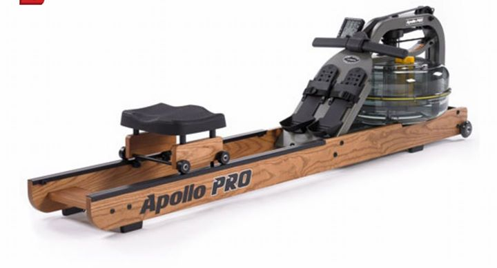 Apollo Pro water rowing machine