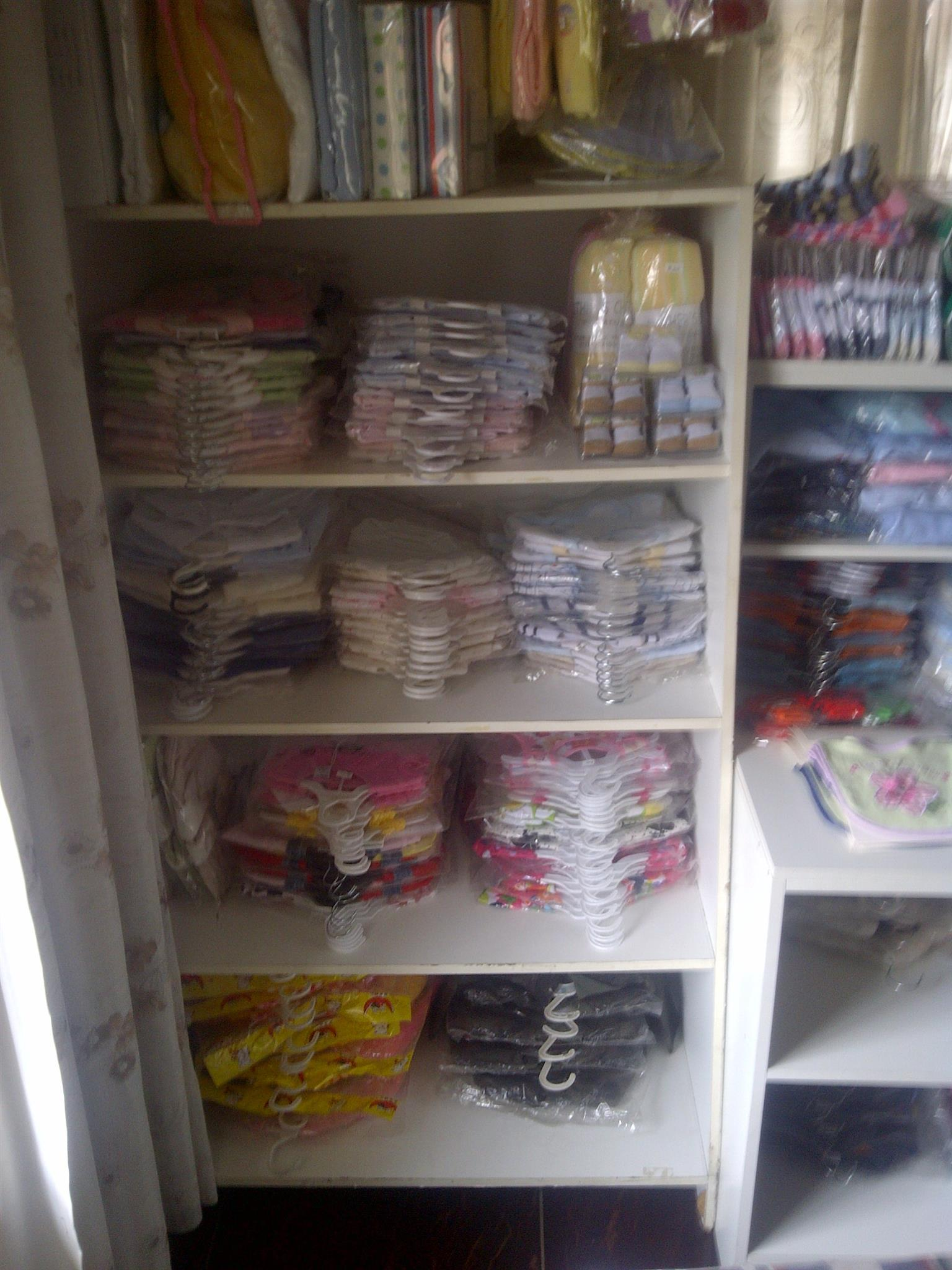 Fixtures and fittings for a clothing retailer - Urgent Sale