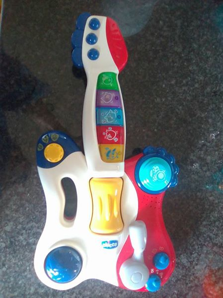 Baby Guitar Toy Junk Mail