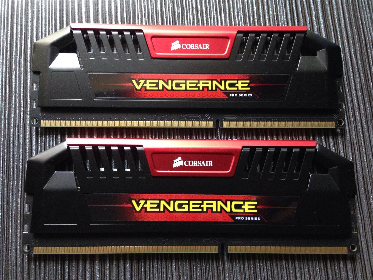 Corsair Vengeance Pro 8GB Kit