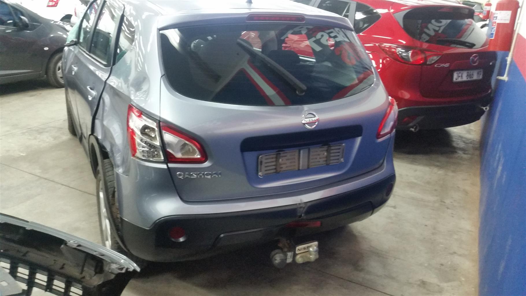 Nissan QashQai 2011 1.6 Accenta (REF R23833)