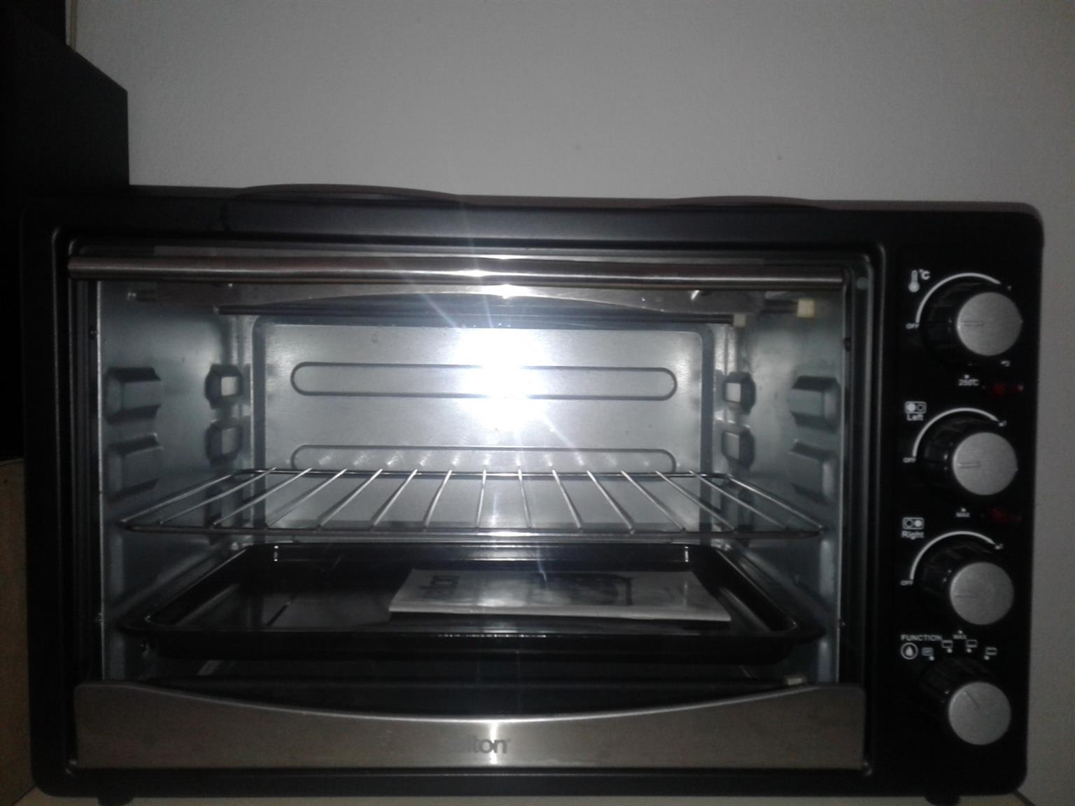 Salton 2 Plate Oven