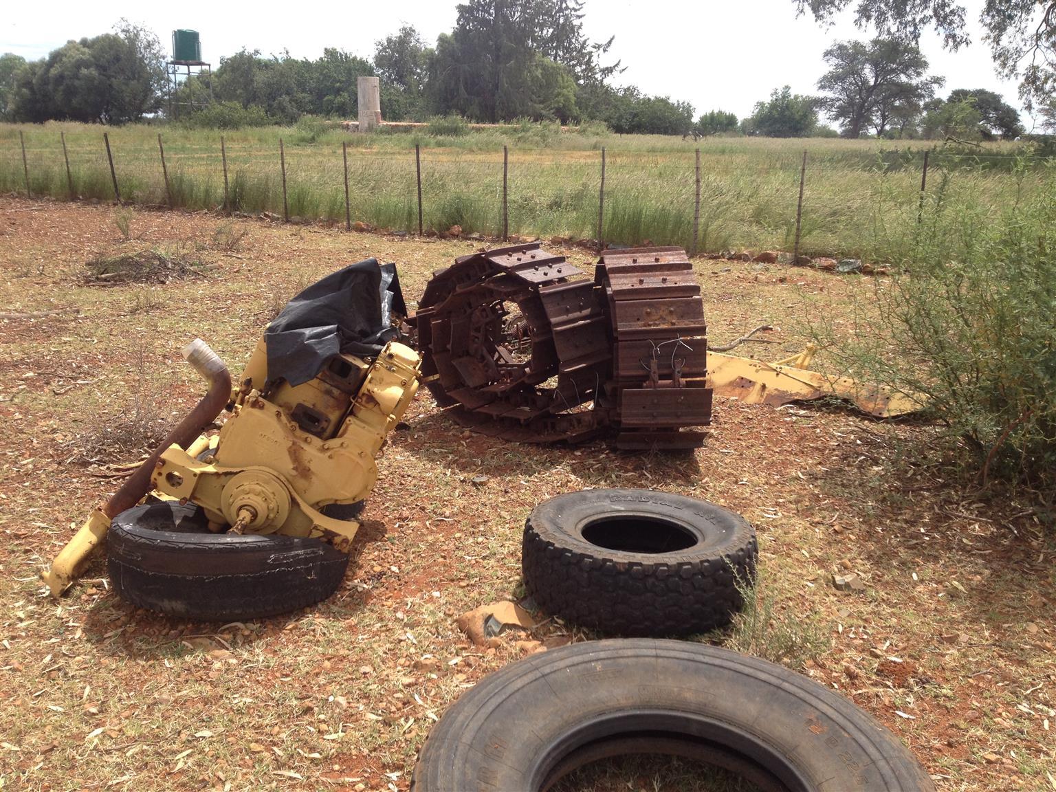 D4 bulldozer