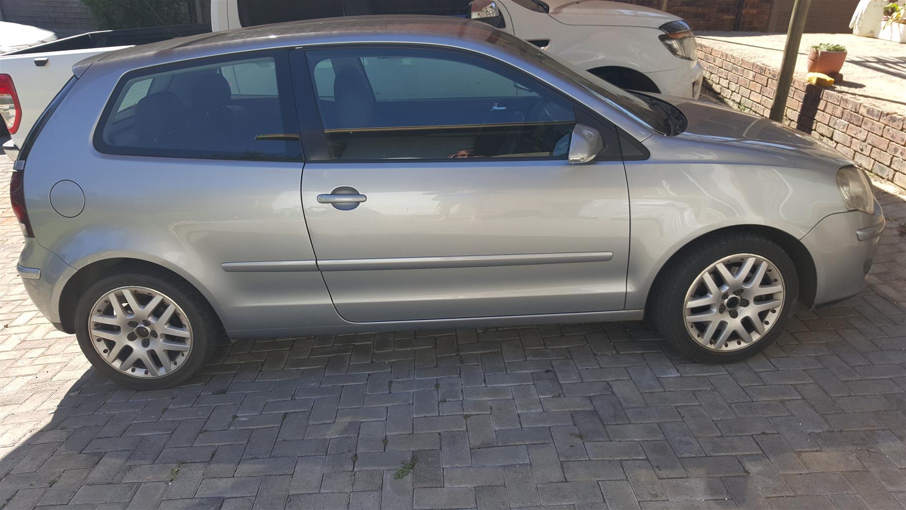Polo 1.9 Tdi Sportline For Sale In Gauteng