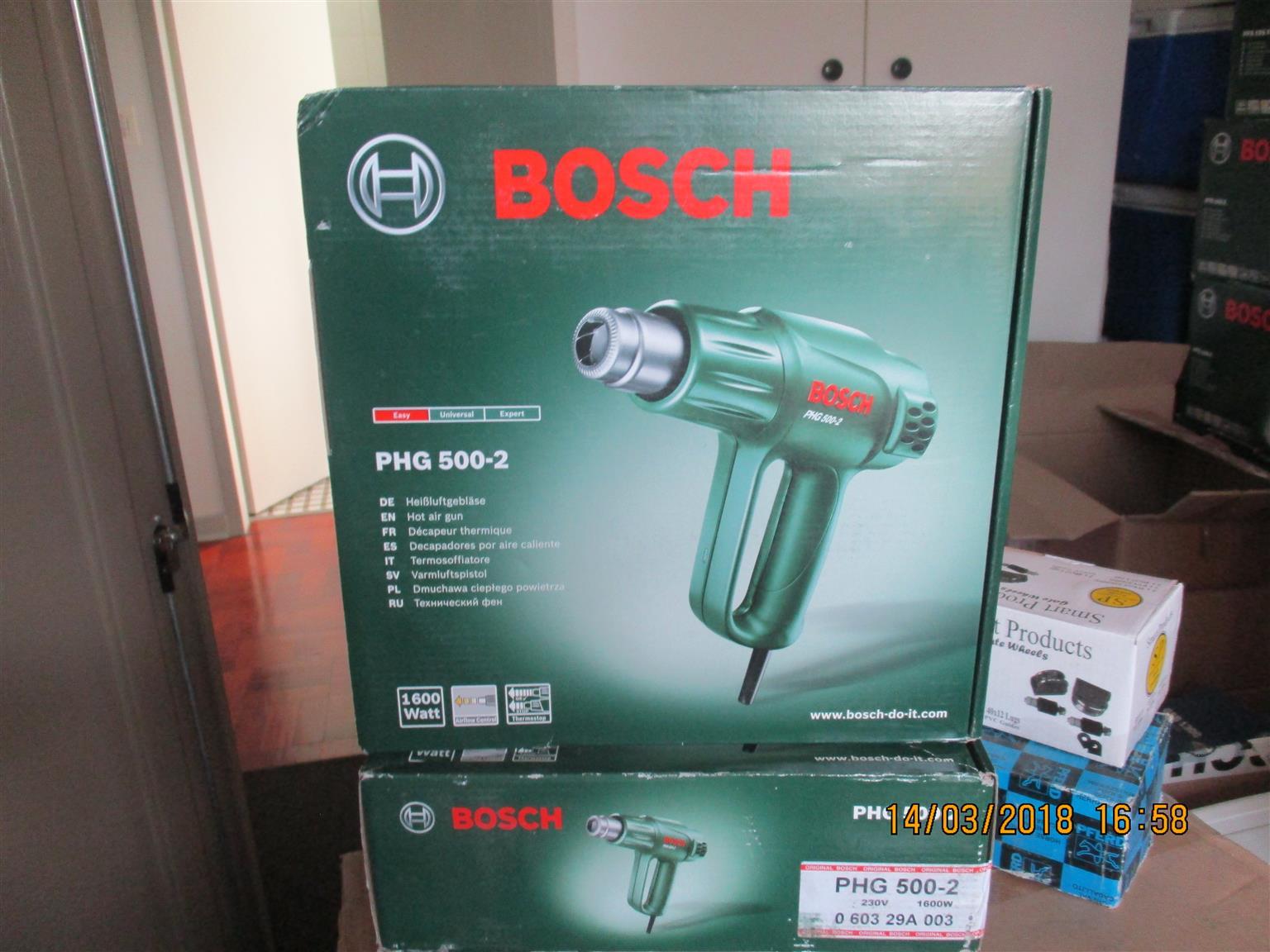 Bosch Phg 500 2 Heat Gun Junk Mail Hot Air