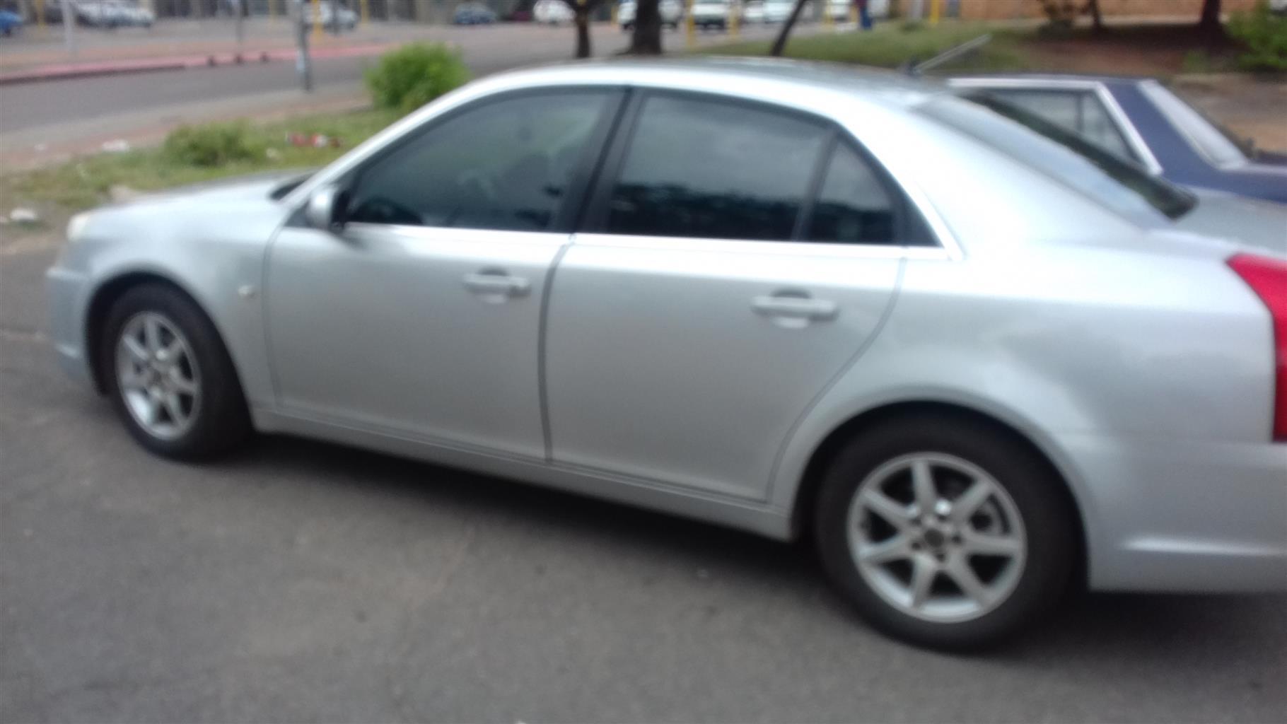 2010 Cadillac CTS 3.6