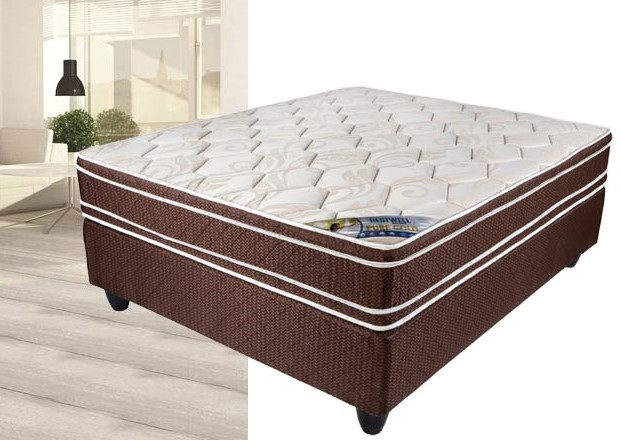 Posture Style Rest Well Double Mattress and Base Set