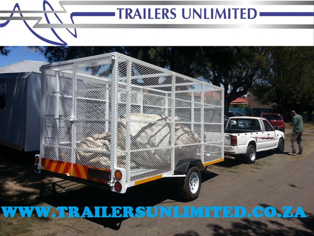 TRAILERS UNLIMITED. RECYCLING TRAILERS.